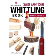 Victorinox Swiss Army Knife Whittling Book (BOK)