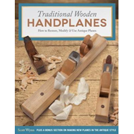Traditional Wooden Handplanes (BOK)