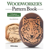 Woodworkers Pattern Book (BOK)