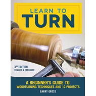 Learn to Turn, Revised & Expanded 3rd Edition (BOK)