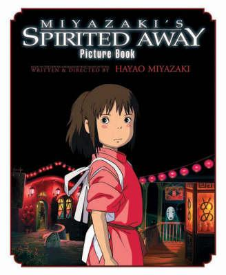 Spirited Away Picture Book (BOK)