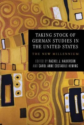 Taking Stock of German Studies in the United States (BOK)