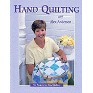 Hand Quilting with Alex Anderson (BOK)