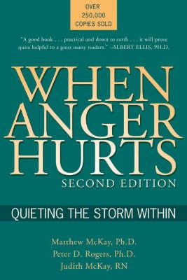 When Anger Hurts (BOK)