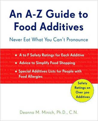 A-Z Guide to Food Additives (BOK)