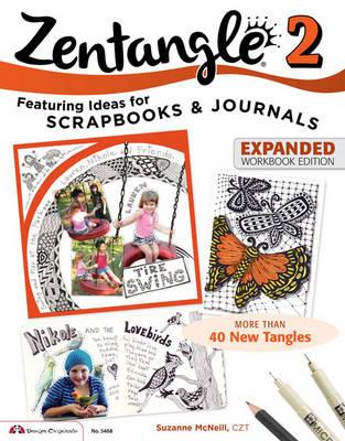 Zentangle 2, Expanded Workbook Edition (BOK)