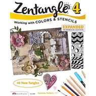 Zentangle 4, Expanded Workbook Edition (BOK)