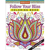 Follow Your Bliss Coloring Book (BOK)