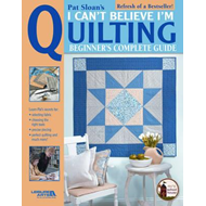 I Can't Believe I'm Quilting (BOK)
