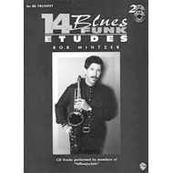 14 Blues and Funk Etudes (BOK)