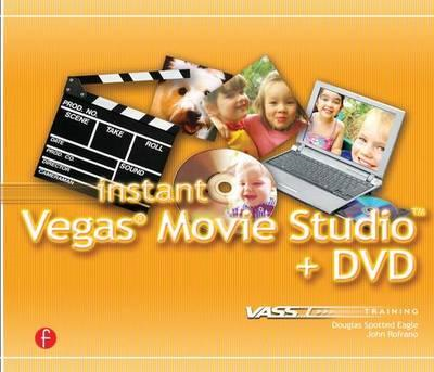 Instant Vegas Movie Studio +DVD (BOK)