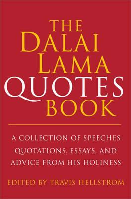 Dalai Lama Quotes Book (BOK)