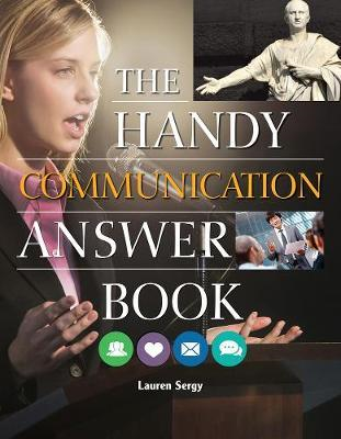 Handy Communication Answer Book (BOK)