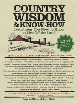 Country Wisdom Almanac and Know-how (BOK)