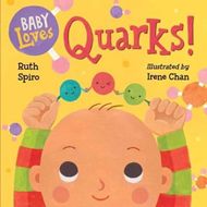 Produktbilde for Baby Loves Quarks! (BOK)