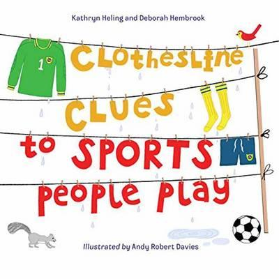Clothesline Clues to Sports People Play (BOK)