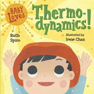 Produktbilde for Baby Loves Thermodynamics! (BOK)