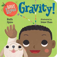 Produktbilde for Baby Loves Gravity! (BOK)