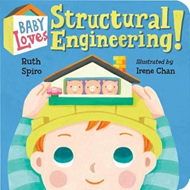 Produktbilde for Baby Loves Structural Engineering! (BOK)