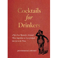 Cocktails for Drinkers (BOK)