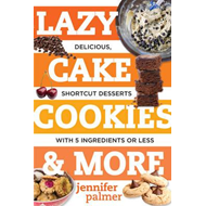 Lazy Cake Cookies & More (BOK)