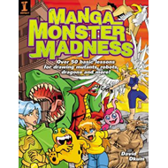 Manga Monster Madness (BOK)