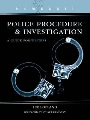 Howdunit: Book of Police Procedure and Investigation (BOK)