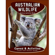 Australian Wildlife Nature Activity Book (BOK)