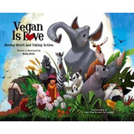 Vegan is Love (BOK)