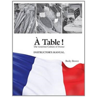 Table!: Instructor's Manual (BOK)