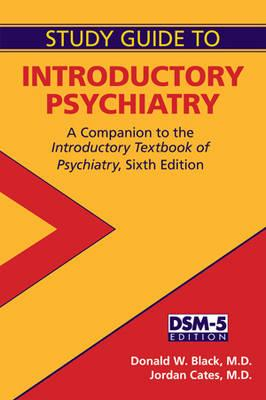Study Guide to Introductory Psychiatry (BOK)