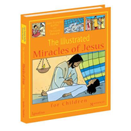 Illustrated Miracles of Jesus (BOK)
