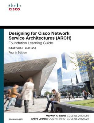Designing for Cisco Network Service Architectures (ARCH) Fou (BOK)
