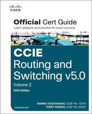 CCIE Routing and Switching V5.0 Official Cert Guide (BOK)