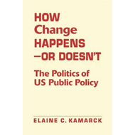 How Change Happens---Or Doesn't (BOK)