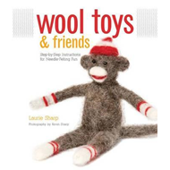Wool Toys and Friends (BOK)