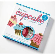 First Time Cupcake Decorating Kit (BOK)