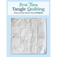 First Time Tangle Quilting (BOK)