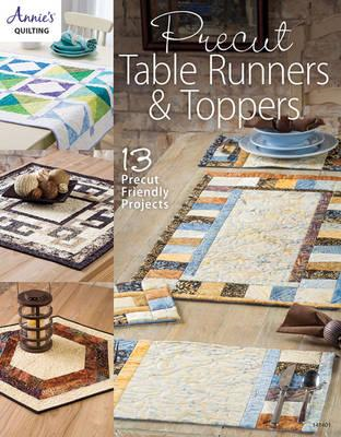 Precut Table Runners & Toppers (BOK)