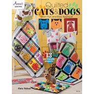Quilted Cats & Dogs (BOK)