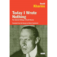 Today I Wrote Nothing (BOK)