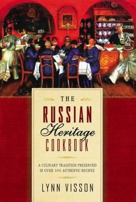Russian Heritage Cookbook (BOK)