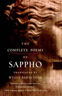 Complete Poems of Sappho (BOK)