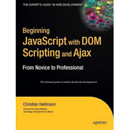 Beginning JavaScript with DOM Scripting and Ajax (BOK)
