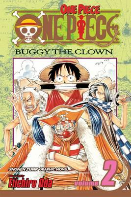 One Piece: v. 2: Buggy the Clown (BOK)