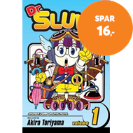 Produktbilde for Dr. Slump, Vol. 1 (BOK)