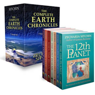 Complete Earth Chronicles (BOK)