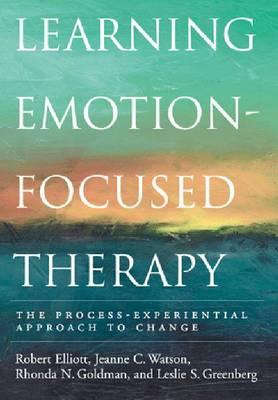 Learning Emotion-Focused Therapy (BOK)