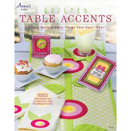 Quilted Table Accents (BOK)