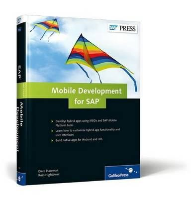 Mobile Application Development for SAP (BOK)